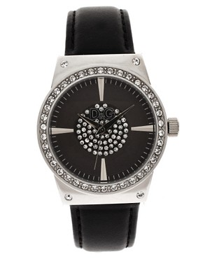 Image 1 ofD&amp;G Leather Watch