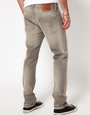 Image 2 ofLevi&#39;s Jeans 511 Slim Fit Gray Day