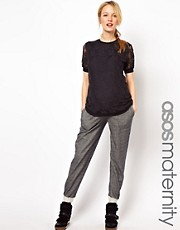 ASOS Maternity Basic Fleck Jogger