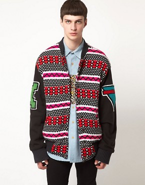 Image 1 ofHorace Bomber Jacket