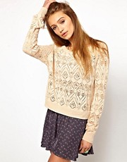 Free People Follow Me Cardigan