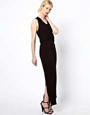 Kore by Sophia Kokosalaki Maxi Dress With Draped Bustier