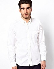 Gant Rugger Shirt in Laundered Oxford Cotton