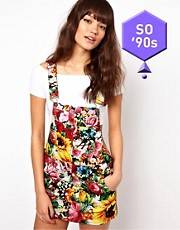 Joyrich - Vestito scamiciato a fiori