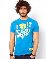 Superdry Cobra's T-Shirt