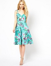 Emily &amp; Fin Printed Dress