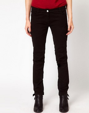 Image 1 ofIRO Biker Jeans