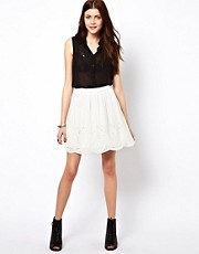 Vero Moda Lace Skirt