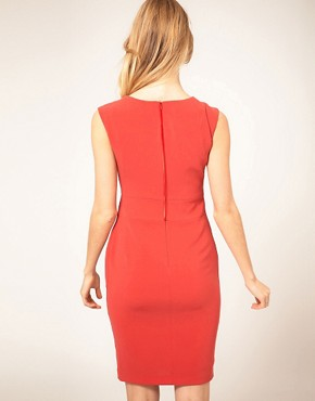 Image 2 ofCoast Bright Wrap Front Dress