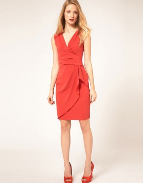 Image 4 ofCoast Bright Wrap Front Dress