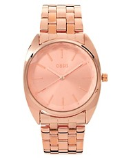Oasis Rose Gold Bracelet Watch