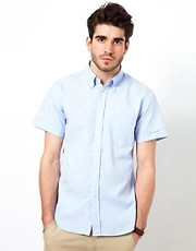 Gant Rugger Overhead Oxford Shirt
