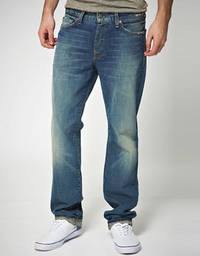 Image 1 of 7 For All Mankind Slimmy Jeans