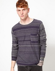 Elvine Jumper St Louis Stripe Knit