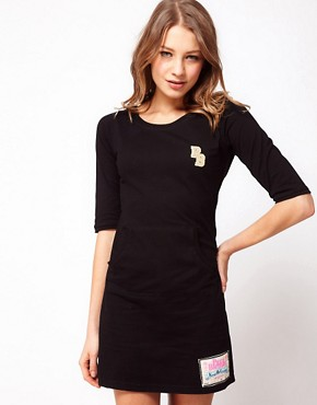 Image 1 ofPaul&#39;s Boutique Long Sleeve Riviera Dress