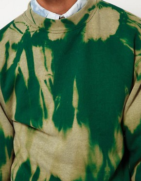 Image 3 ofReclaimed Vintage Tye-Dye Sweat