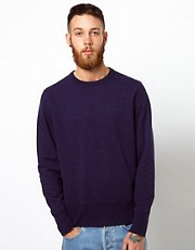 YMC Sweatshirt with Nep Pattern
