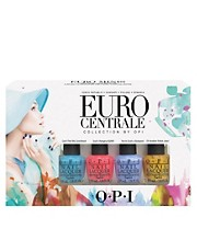 O.P.I Euro Centrale Mini Collection