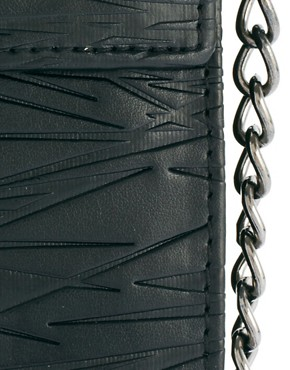 Image 3 of The Hundreds Nork Chain Wallet