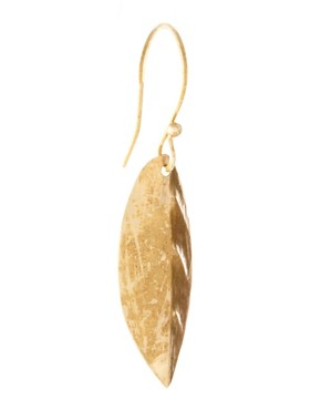 Image 3 ofPeople Tree Leaf Earrings