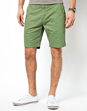 Paul Smith Jeans Chino Shorts with Patch Pockets
