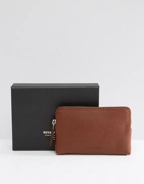 Royal Republiq Fuze Coin Wallet in Leather