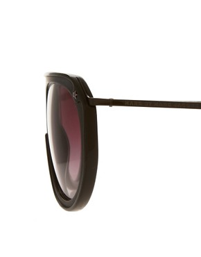 Image 4 ofMarc By Marc Jacobs Aviator Sunglasses