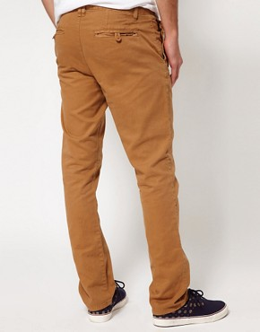 Image 2 ofSolid Slim Chinos