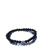 Simon Carter Skull Beaded Bracelet Pack
