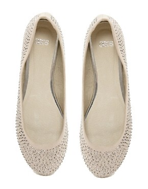 Image 2 ofASOS LOLLIPOP Ballet Flats