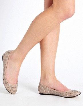 Image 3 ofASOS LOLLIPOP Ballet Flats