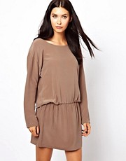 Dagmar Arianna Dress With Zip Detail