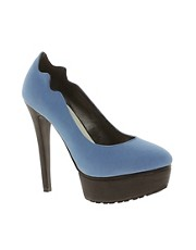 Sugarfree Tyra Heeled Shoe
