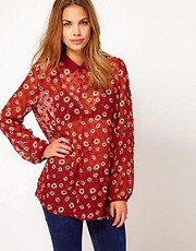 Mina Floral Blouse