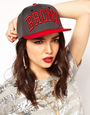 Image 1 ofZephyr Bronx Snapback Cap