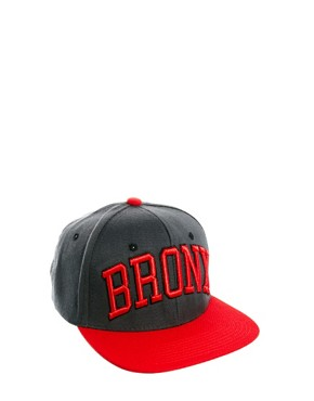 Image 2 ofZephyr Bronx Snapback Cap