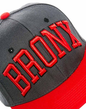 Image 3 ofZephyr Bronx Snapback Cap