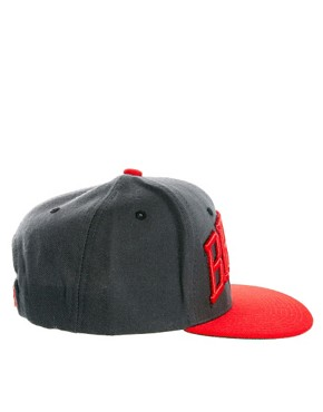 Image 4 ofZephyr Bronx Snapback Cap