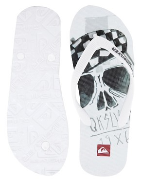 Image 3 ofQuiksilver Molokai Screenline Flip Flops