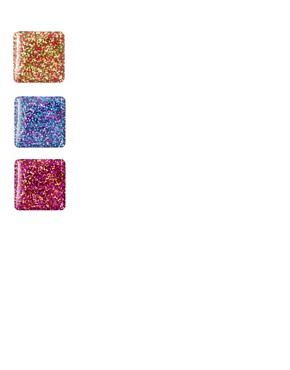 Image 4 ofModels Own ASOS Exclusive Mirror Ball Nail Polish Trio SAVE 20%