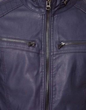 Image 3 ofRiver Island Biker Jacket
