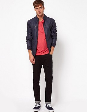 Image 4 ofRiver Island Biker Jacket