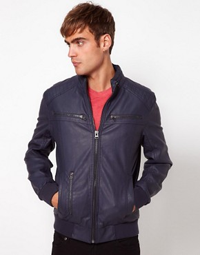 Image 1 ofRiver Island Biker Jacket