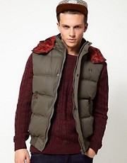 Solid Gilet