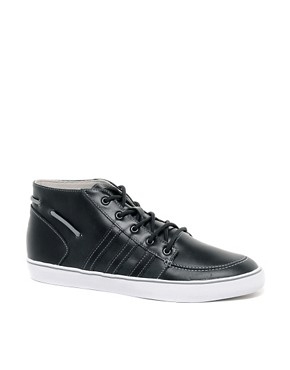 Image 1 ofAdidas Originals Mid Deck Shoes