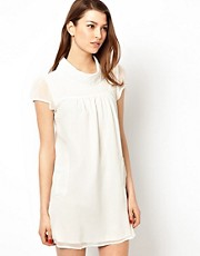 Wal G Dress With High Neck