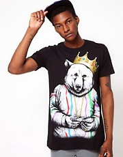 Rook  Biggie Bear  T-Shirt