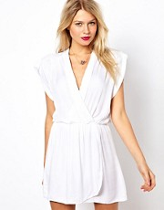Love Dress with Wrap Front