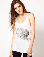 Zoe Karssen Oh La Heart Tank Top
