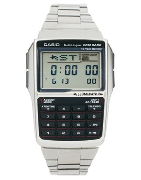 Image 1 ofCasio Databank Watch DBC-32D-1AES